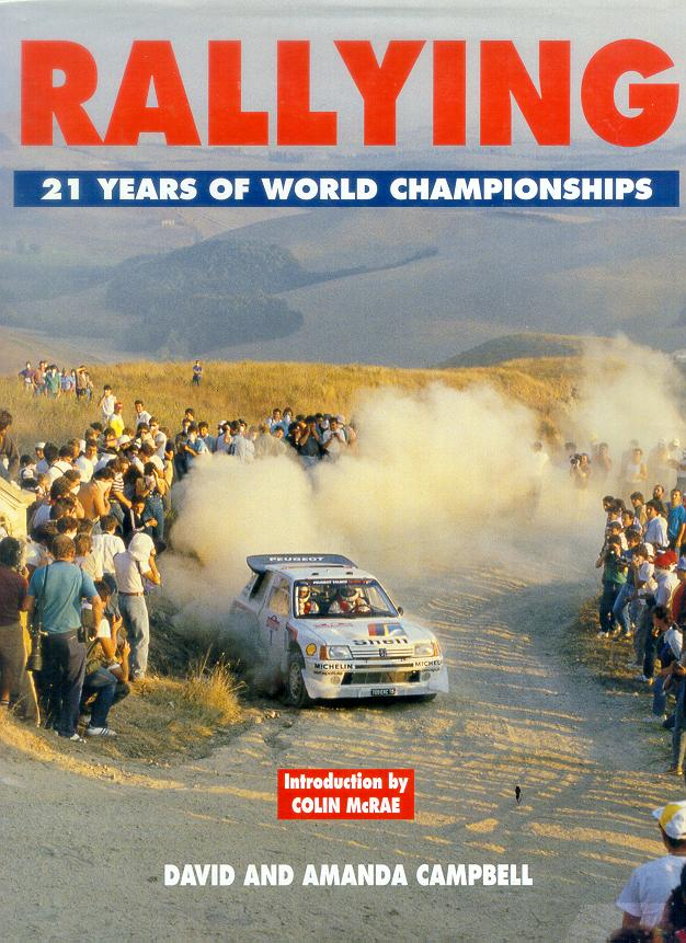 Rallying 21 Years of World